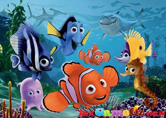 Finding Nemo Ravensburger Giant Floor Puzzle 24pc