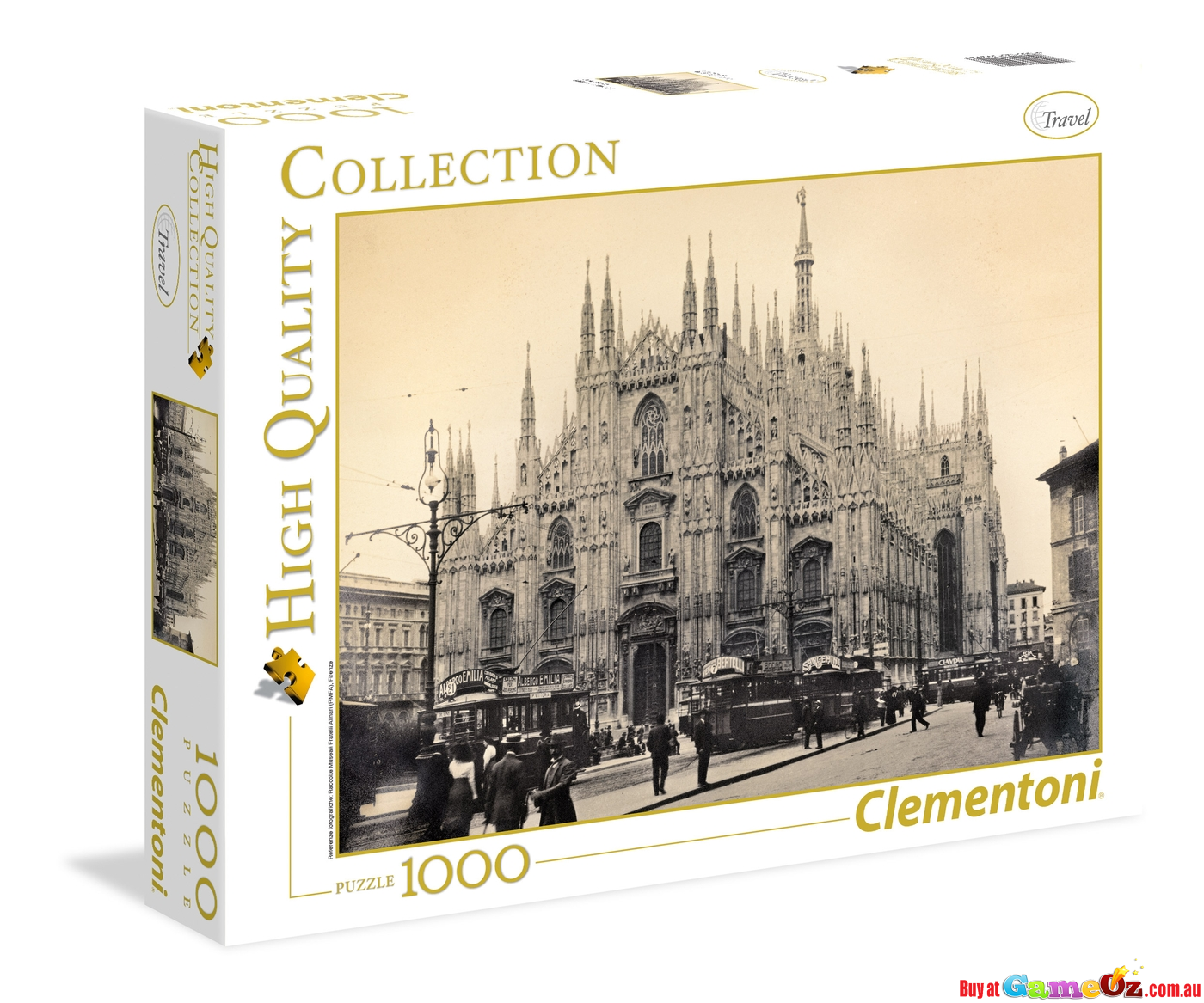 Clementoni High Quality Collection Milano Jigsaw Puzzle