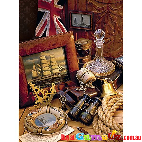 trefl 33043 sea stories jigsaw puzzle 3000 pieces. Black Bedroom Furniture Sets. Home Design Ideas