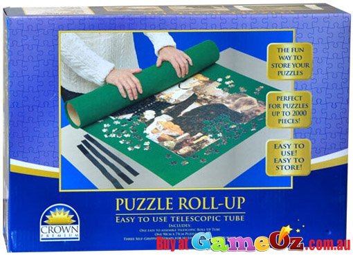 Jigsaw Puzzle Storage Roll Up 2000 Pieces
