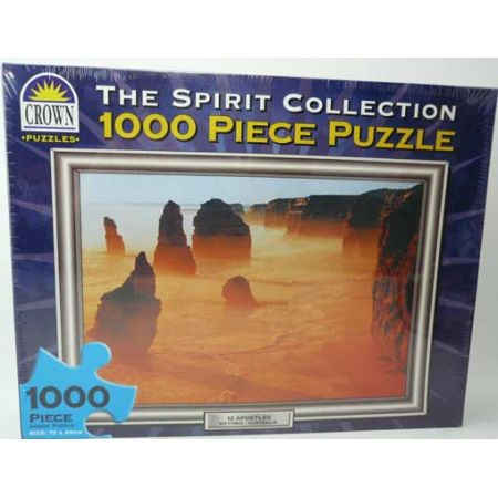 12 Apostles Victoria Crown Jigsaw puzzle 1000pc