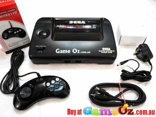 Buysega master system 2 console with alex the kid - Console sega master system 2 ...