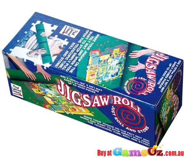 Puzzle Storage Roll Stores Up To 2000 Pieces