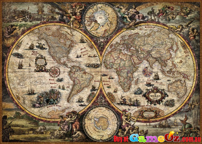 Pc jigsaw puzzle den of antiquityps puzzles ebay trefl antiquity maps puzzles ebay heye gumiabroncs Images
